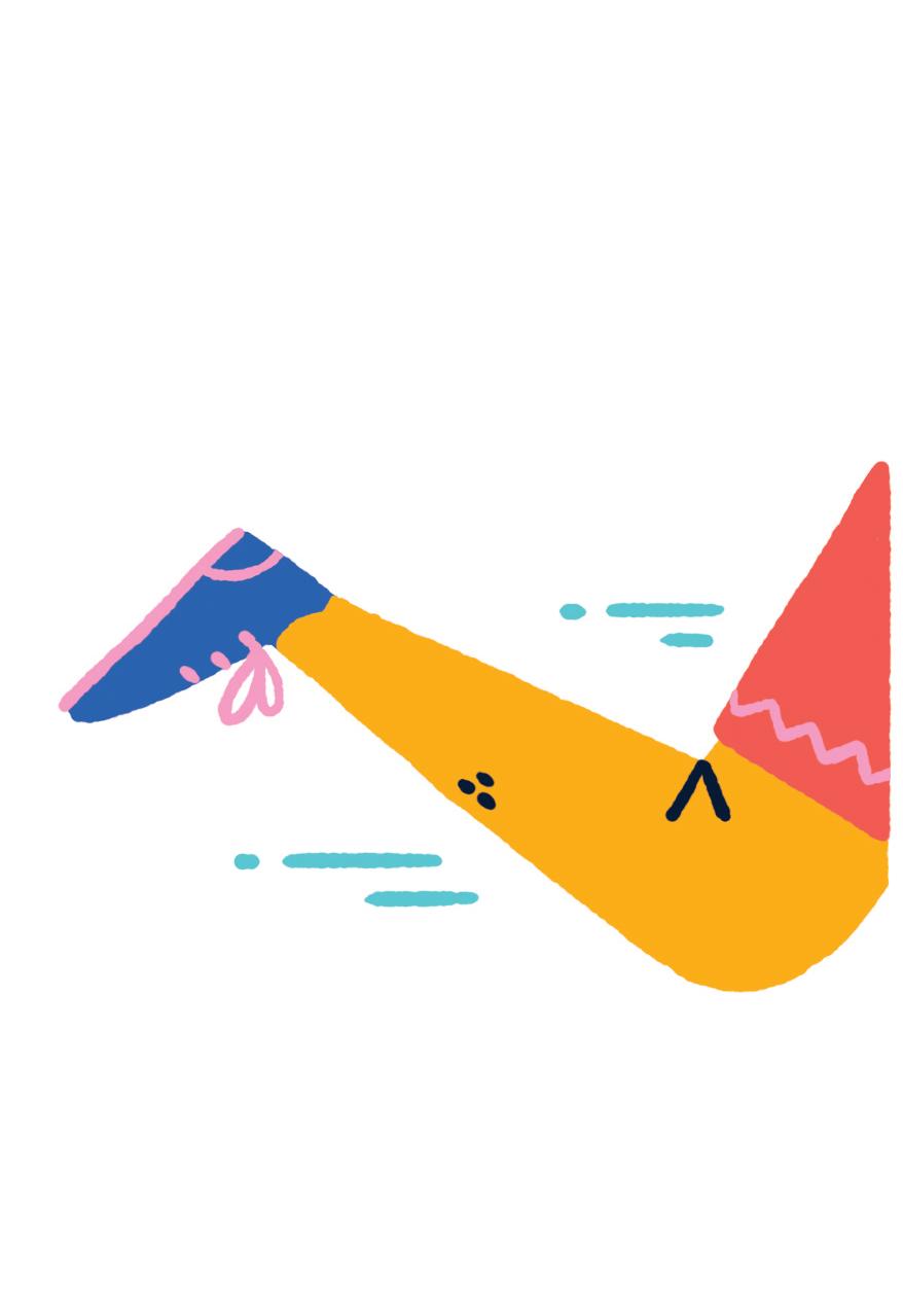 Matt Joyce Illustration Leg Running