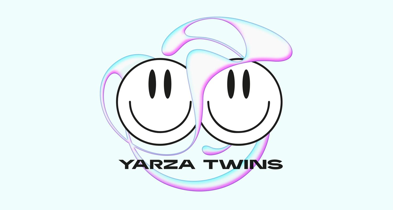 Bwtîc x Yarza Twins Logo Design