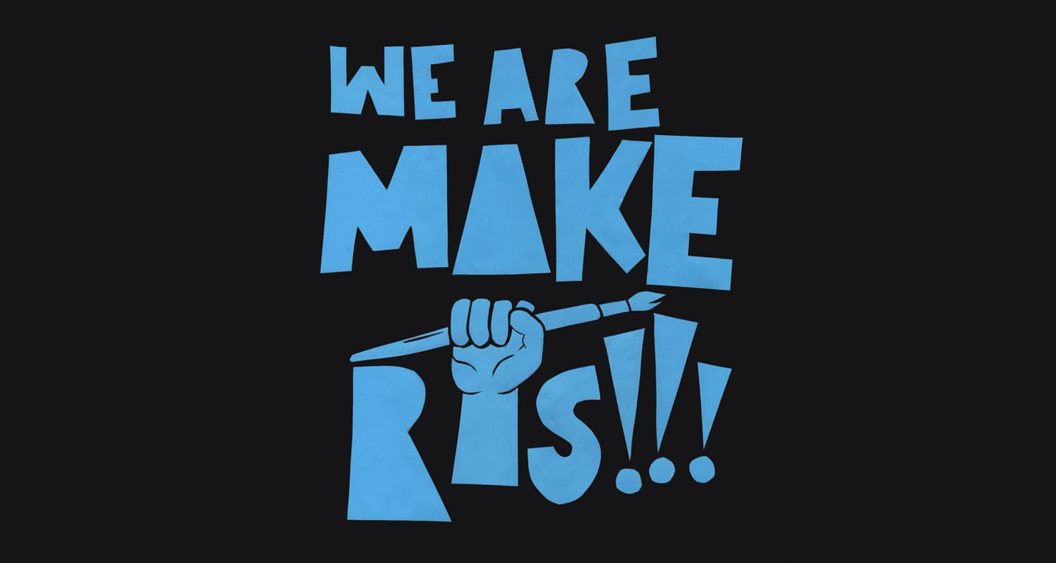 We are Makers!!! for Hiut Denim Company.